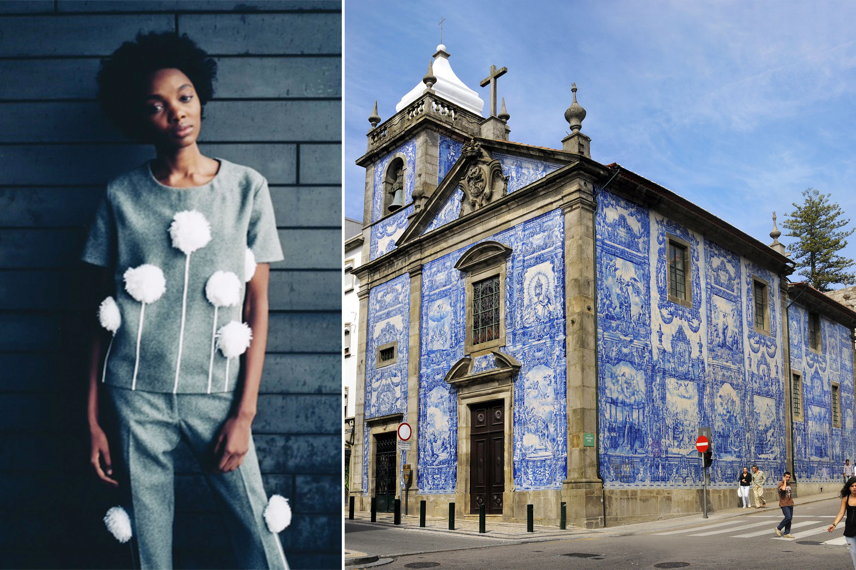 Fashion designers influenced by architecture 68