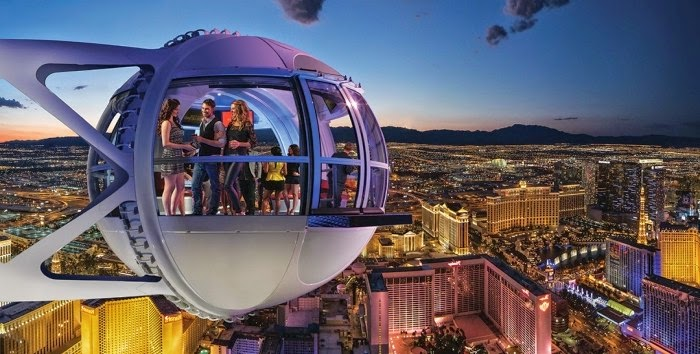 Things to do in las vegas - las vegas market - High Roller wheel - las vegas ferris wheel - best places to view las vegas