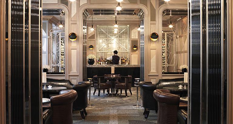 Global Girl Bosses - The Connaught hotel mayfair london bar - women empowerment - hospitality headhunter china - hospitality hr consultant china - girl boss - female entrepreneurs - Photo via Centurion Magazine