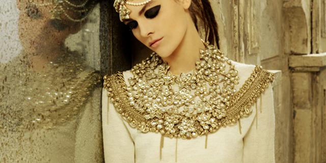 Chanel Métiers d'Art, an Oriental Fascination