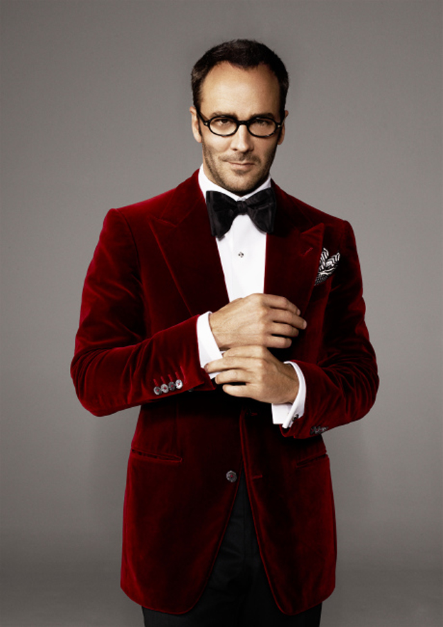 Most Famous Clothing Designers Tom Ford Fashion Designer