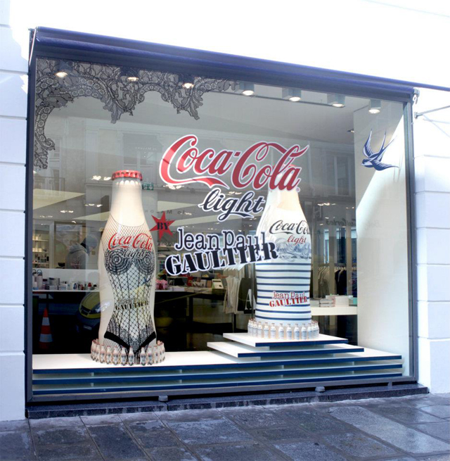 The Parisian concept store