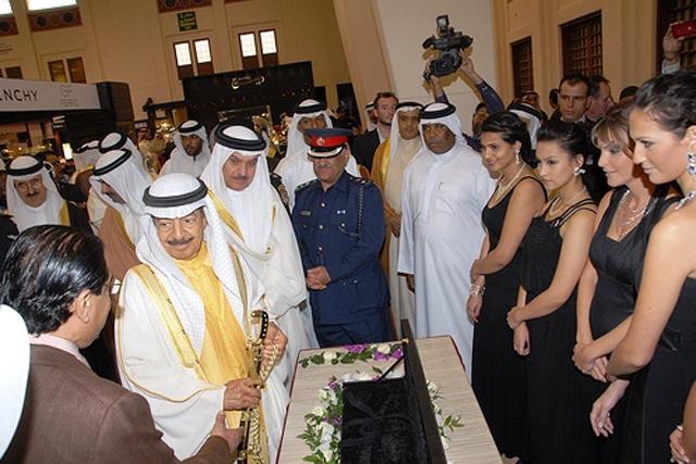 Jellewery Arabia event 2012