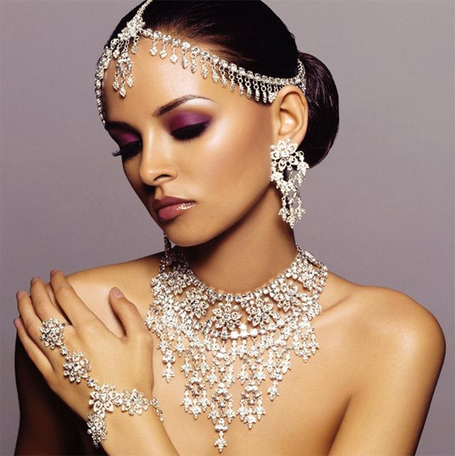 Arabia celebrates Jewellery