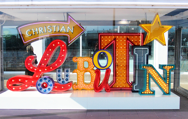 christian louboutin Christian Louboutin, 20 years of Brilliance imagemlouboutin20years post