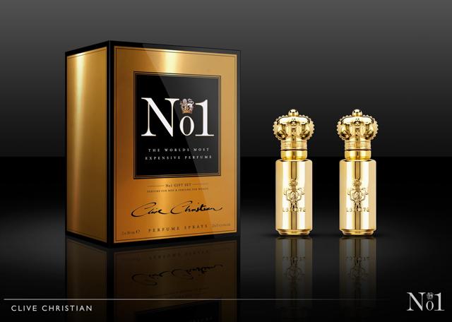 No.1. perfume