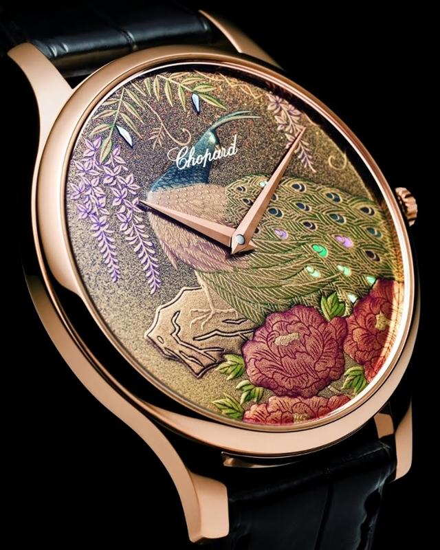 Chopard's watch