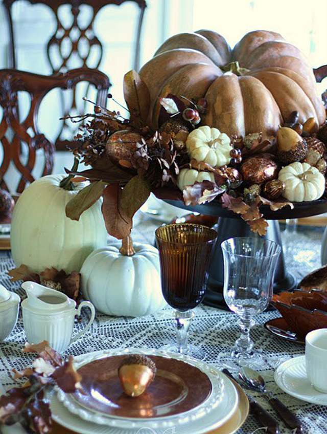 Pumpkin Inspiration for Thanksgiving