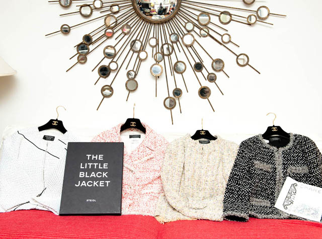 The Little Black Jacket, in different versions