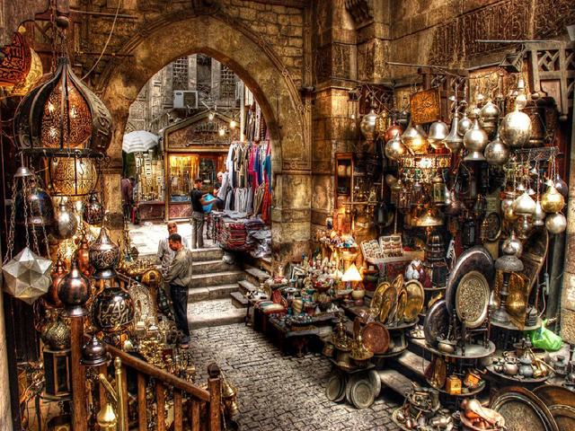 Khan el Khalili market  My trip to Egypt Image 10
