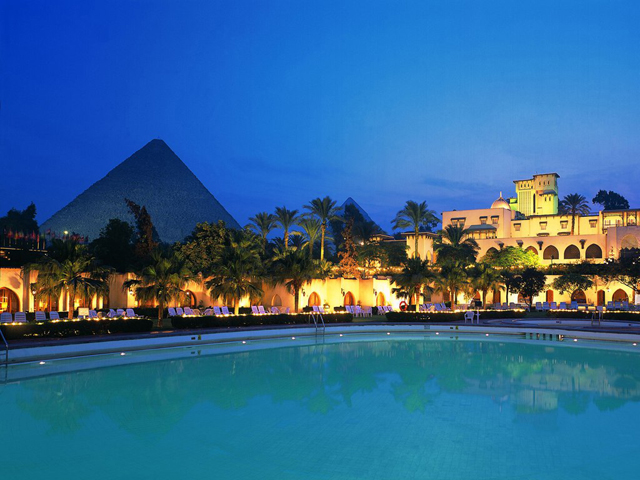 Four Seasons Cairo at Nile Plaza  My trip to Egypt imagem 7