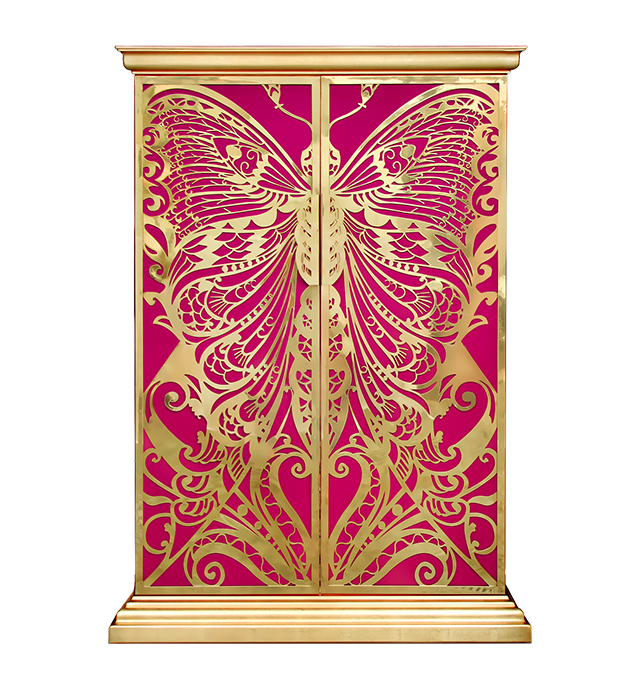 Mademoiselle Armoire by KOKET | Love Happens  Mademoiselle Armoire, why is it so special? m