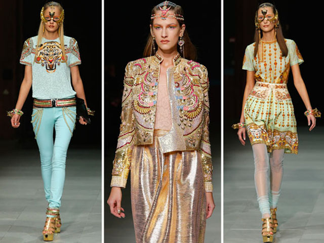 Manish Arora Spring/Summer 2013