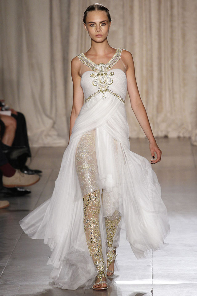 Marchesa Spring/Summer 2013