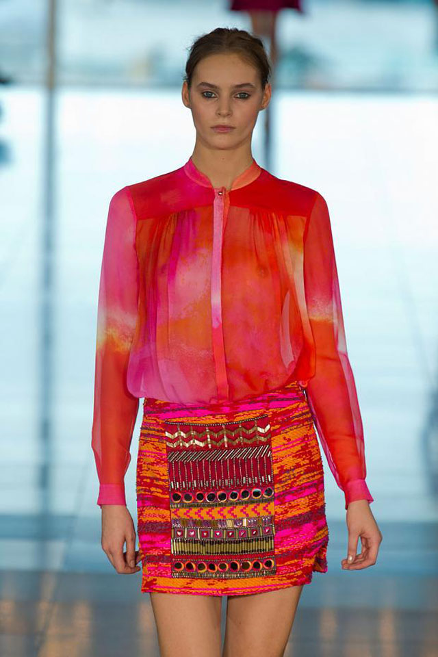 Matthew Williamson Spring/Summer 2013