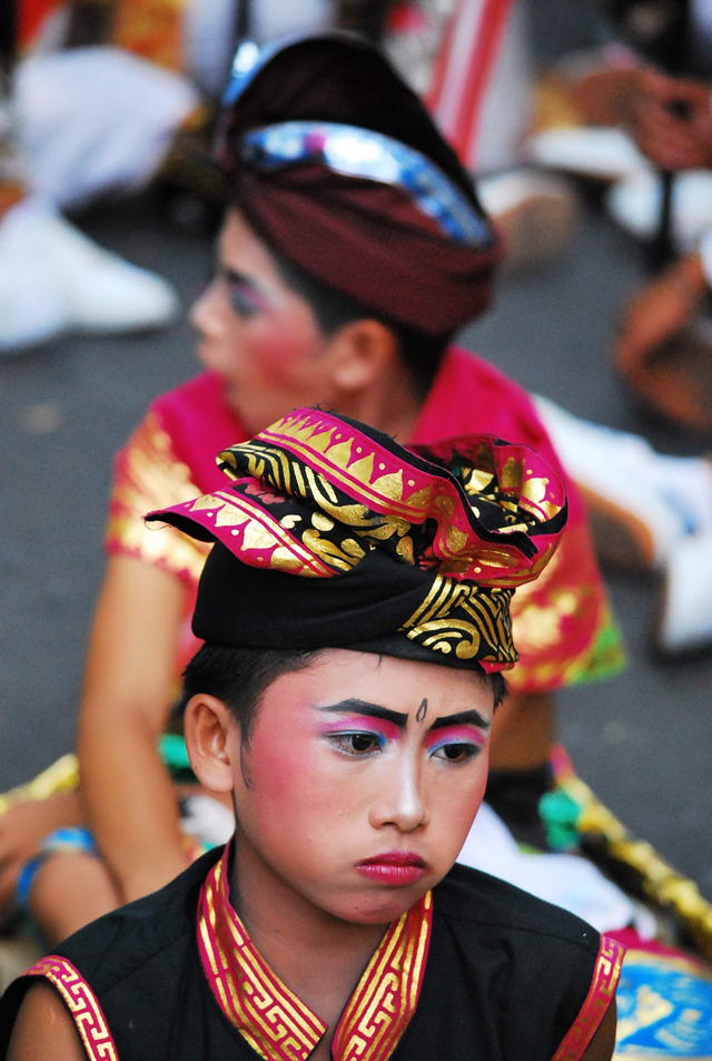 Traditional Costume Bali  My Business Trip to Asia young boy traditional costume bali