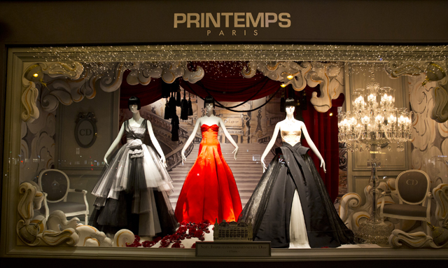 Luxury Windows By Dior Love Happens Blog