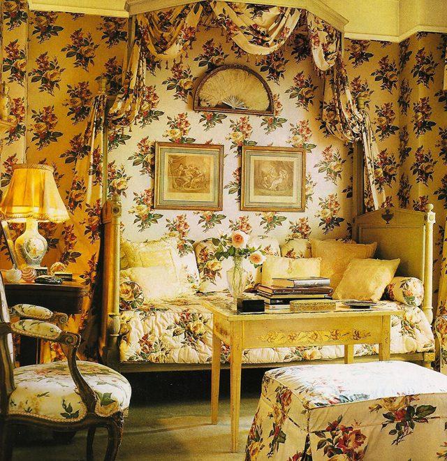 Rose Cumming, an eccentric Interior Designer