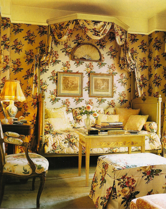 Rose Cumming, an eccentric Interior Designer