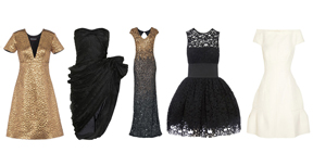 5 Best Outfits for New Year's Eve 2013