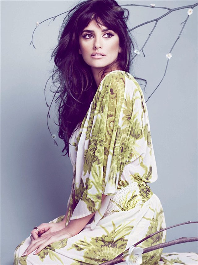 Penélope Cruz & Loewe 2013: the perfect match