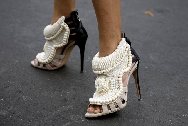 Rule nº12: Invest in shoes.