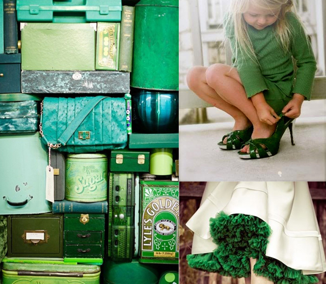 Emerald Green, PANTONE's color of the year Emerald Green, PANTONE's color of the year Emerald Green, PANTONE's color of the year Emerald for Fashion