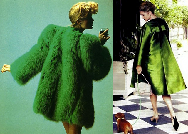 Emerald Green, PANTONE's color of the year Emerald Green, PANTONE's color of the year Emerald Green, PANTONE's color of the year Lively Radiant and Luxirious Coat