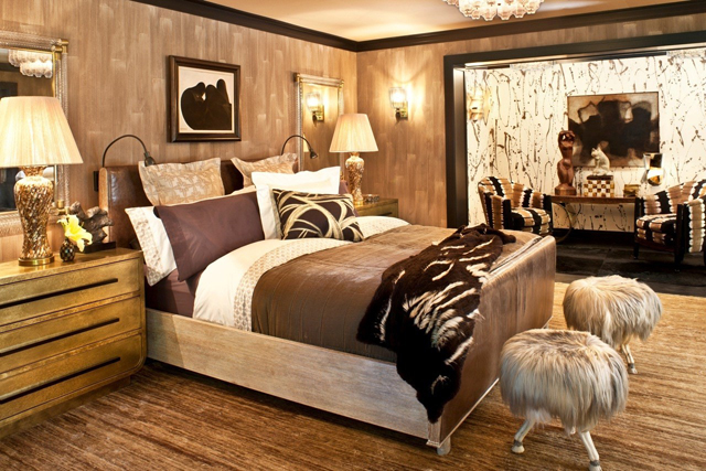 Kelly Wearstler interiors - bedroom