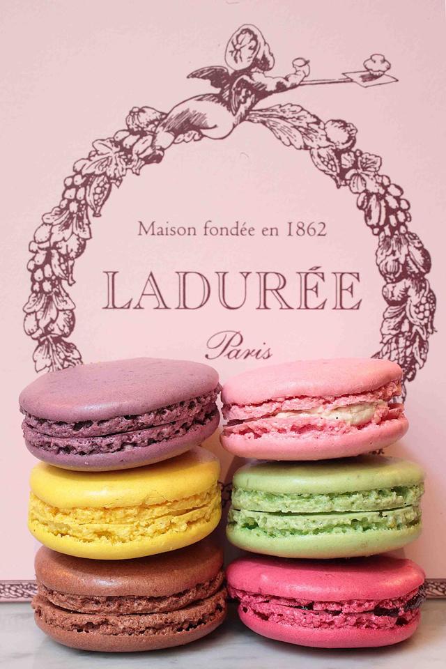 Douceurs Ladurée... for Maison et Objet visitors