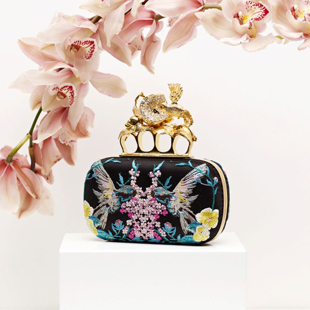 Clutch by ALEXANDER MCQUEEN