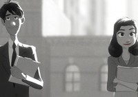 Video of the week: Paperman, a true love story