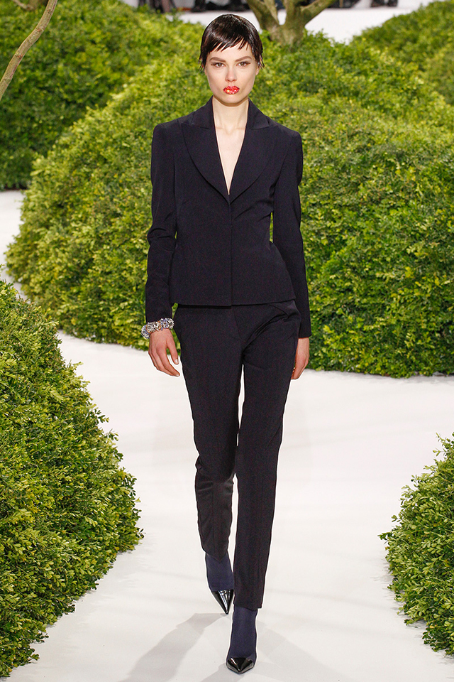 Christian Dior Couture Spring 2013 - men style