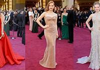 Best Dressed Nominees Oscars 2013