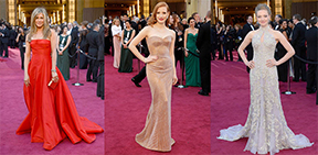 Best Dressed Nominees Oscars 2013