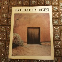 "Architectural Digest started in America and was originally called ""A Pictorial Digest of California's Best Architecture"" and it was a truly serious design magazine, focused on architecture and on the trade involved."