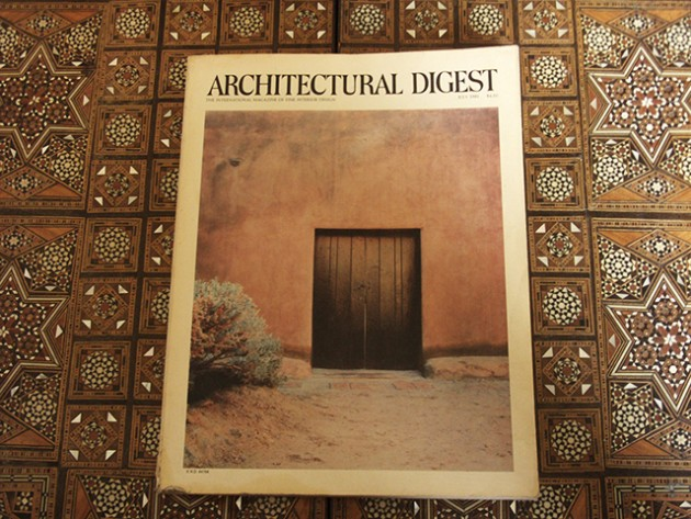 Best Interior Decorating Magazines: Best Interior Design Magazines: Architectural Digest