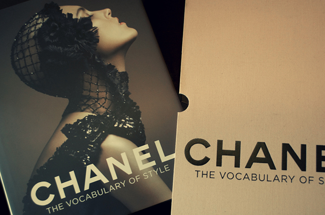 Book: Chanel, The Vocabulary of Style