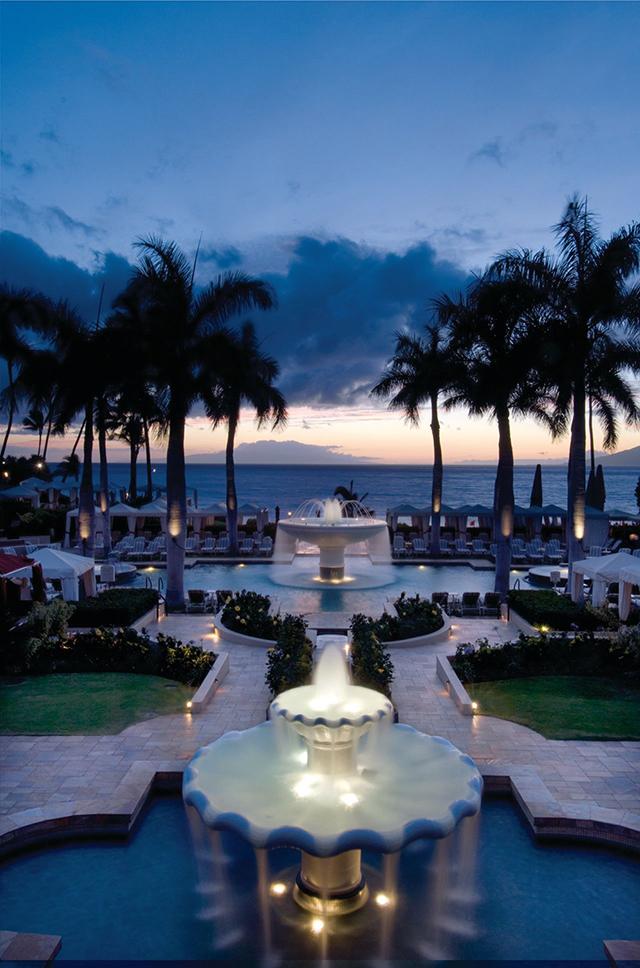 BEST SPRING BREAKS  TOP SPRING BREAK DESTINATIONS FOR 2013 Maui Top Spring Destination 2013