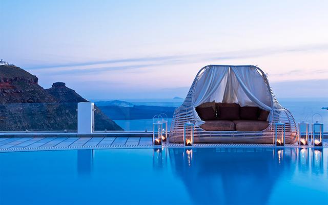 BEST SPRING BREAKS  TOP SPRING BREAK DESTINATIONS FOR 2013 The Santorini Princess Spa Greece 1