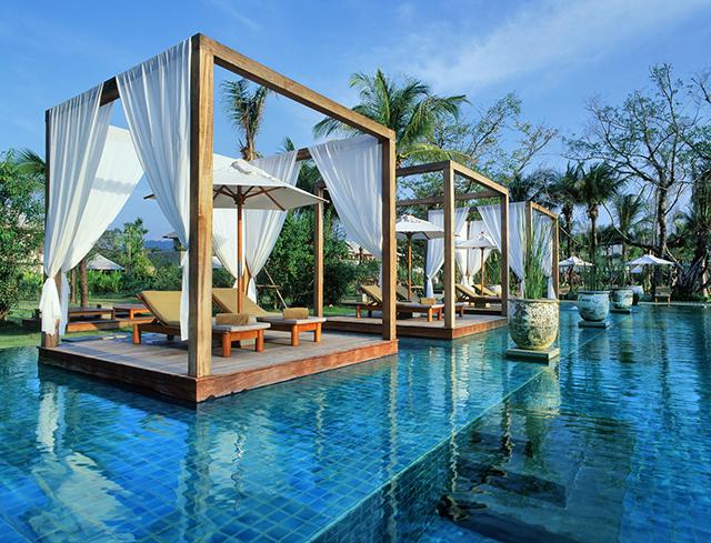BEST SPRING BREAKS  TOP SPRING BREAK DESTINATIONS FOR 2013 The Sarojin Beach Resort in Khao Lak Thailand