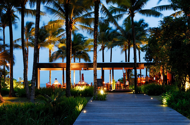 BEST SPRING BREAKS TOP BREAK DESTINATIONS FOR 2013 The Sarojin Beach Resort In Khao Lak