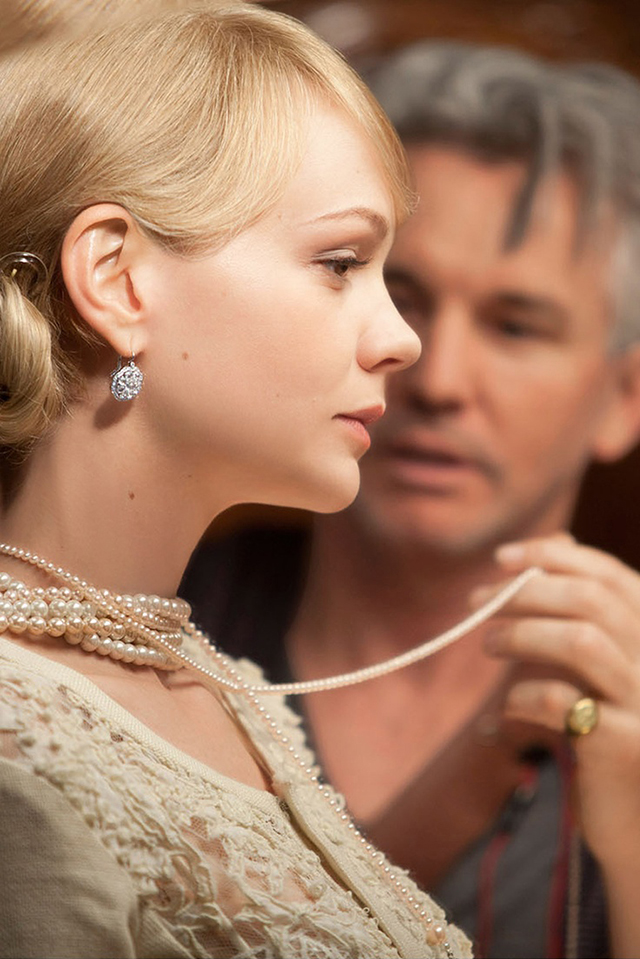 Carey Mulligan's Tiffany jewels for The Great Gatsby