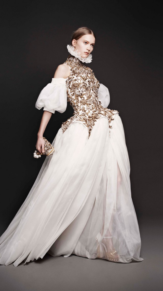 Alexander McQueen unveils new website