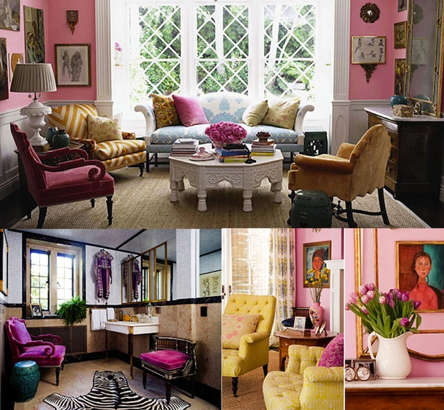 Windsor Smith Home Classy Pink Design Windsor Smith Home  Love Happens Blog Design Decoration