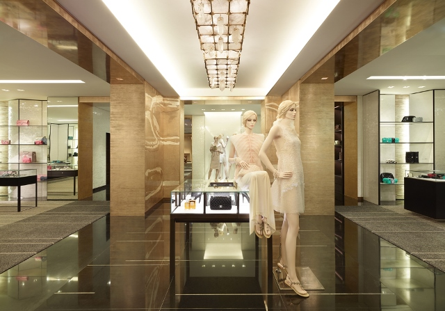 Chanel Store Love Happens Blog