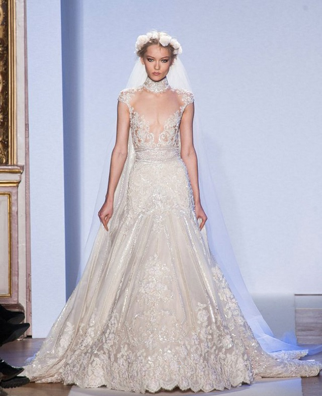 Most beautiful Haute Couture Wedding Dresses Most beautiful Haute Couture Wedding Dresses Most beautiful Haute Couture Wedding Dresses Zurad Murad Wedding Dress1