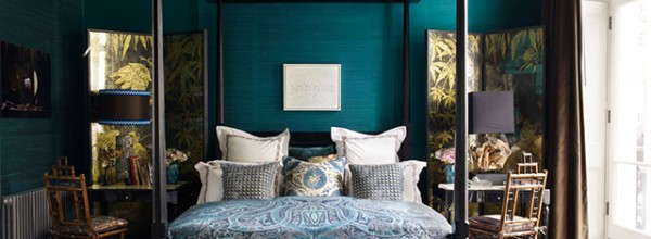 Bedroom decoration ideas by Elle