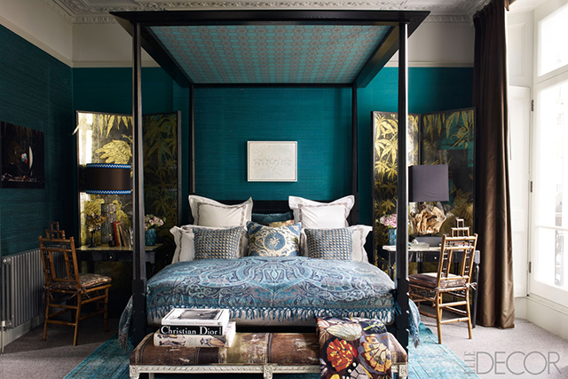 Bedroom decoration ideas by elle decor magazine love happens blog - Elle decor bedrooms ...