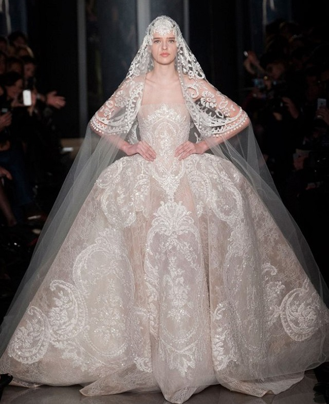 List of couture wedding gown designers
